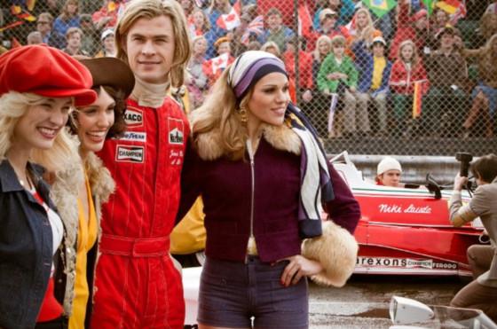 """""""Rush"""", la película sobre el duelo Lauda-Hunt en la F-1"""