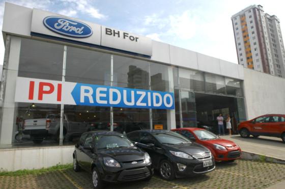 Ante la caída en las ventas de autos, Brasil extendió la quita impositiva