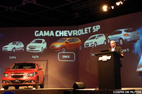 Así quedó la gama hatch de Chevrolet