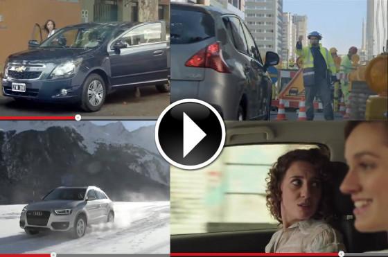 Publicidad: un repaso a los más recientes comerciales de autos en Argentina