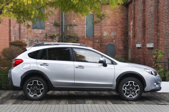 Largó la venta del Subaru New XV desde u$s 46.500