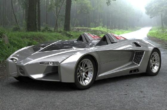 Bucci Special, prototipo que debutará en el Salón de Buenos Aires 2013