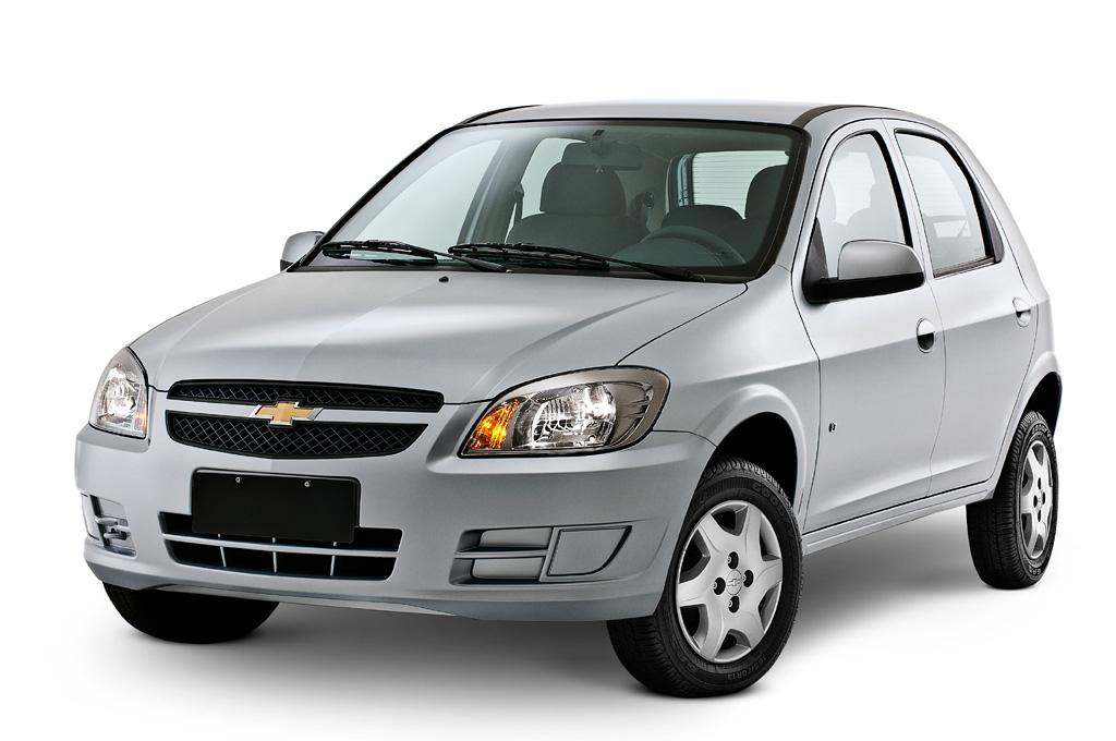 72 Chevy Pickup Parts Argentina: el Chevrolet Celta ahora con doble airbag y ABS; desde $70