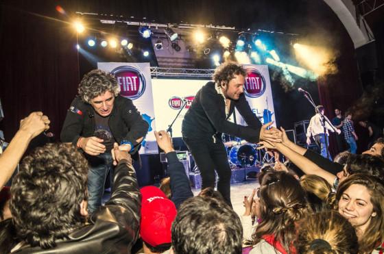 """La gira de Fiat """"El País es Uno"""" pasó por Mendoza y Santiago del Estero"""