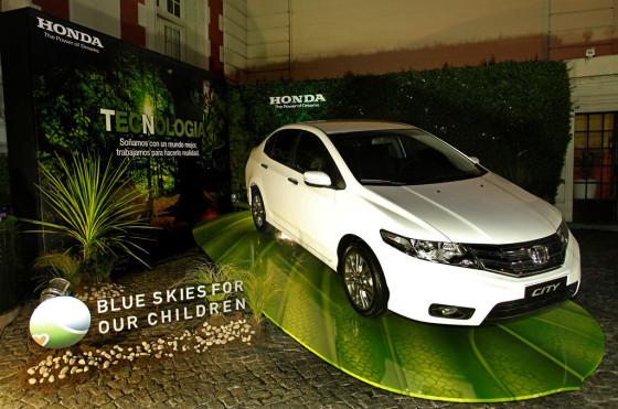 Honda, protagonista de una gala de solaridad.Honda, protagonista de una gala de solaridad