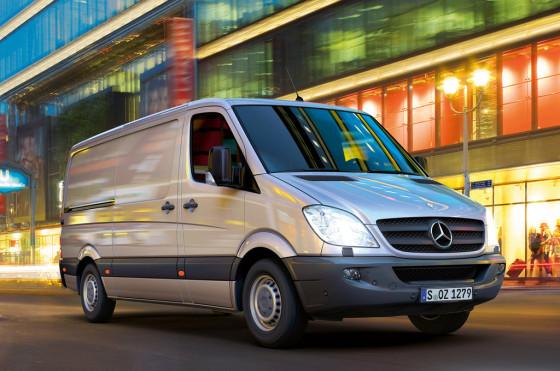 Mercedes-Benz lanzó la nueva Sprinter Street 411