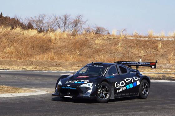Monster Tajima subirá Pikes Peak con una Toyota 86