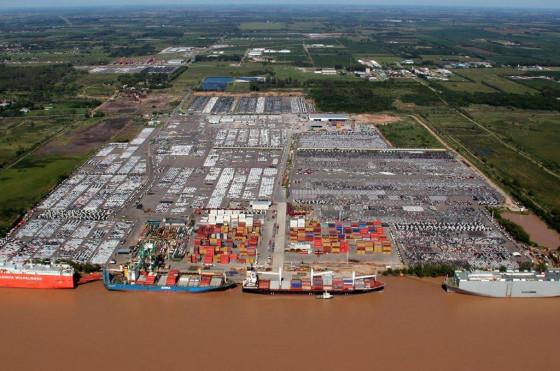 Terminal Portuaria de Zárate