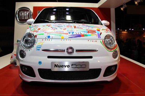 Fiat, nuevamente presente en la Feria Puro Diseño
