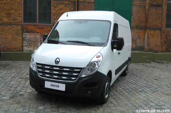 Nuevo Renault Master