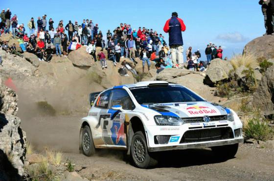 Rally de Argentina: Ogier finalizó segundo y lidera el campeonato