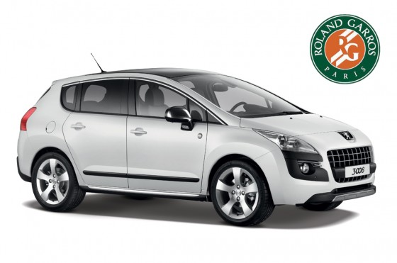 Peugeot lanzó la serie especial 3008 Roland Garros; desde $204.000