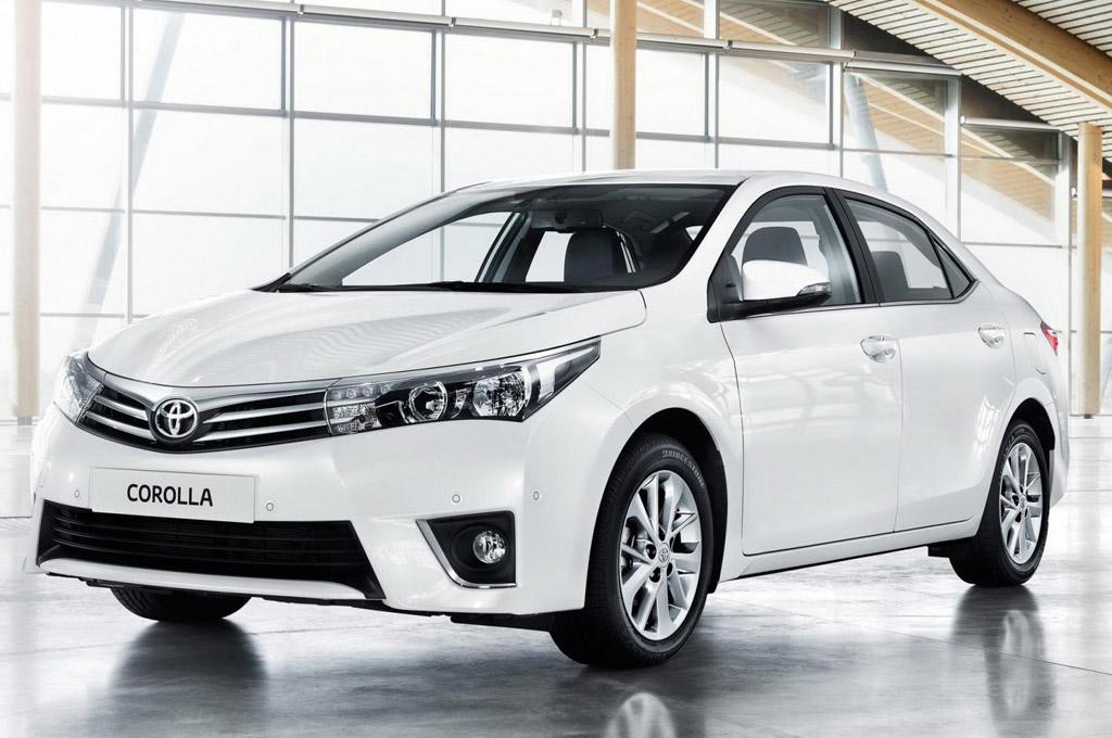 El día llegó, el Nuevo Toyota Corolla se dio a conocer en EE.UU