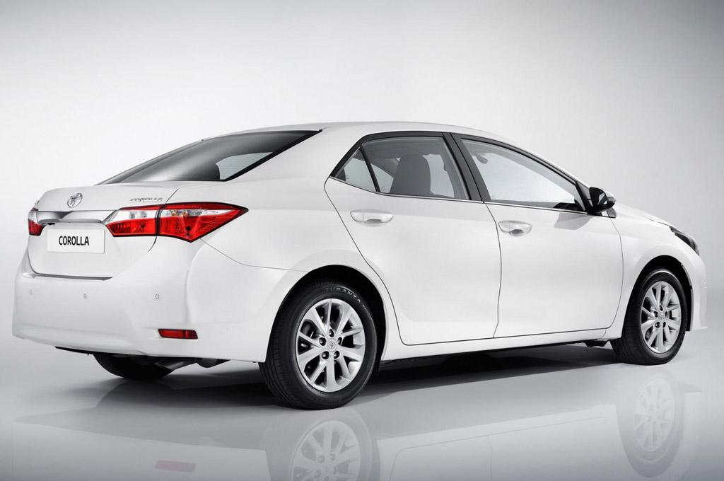 Se Devel 243 El Nuevo Toyota Corolla Llegar 237 A A La Argentina