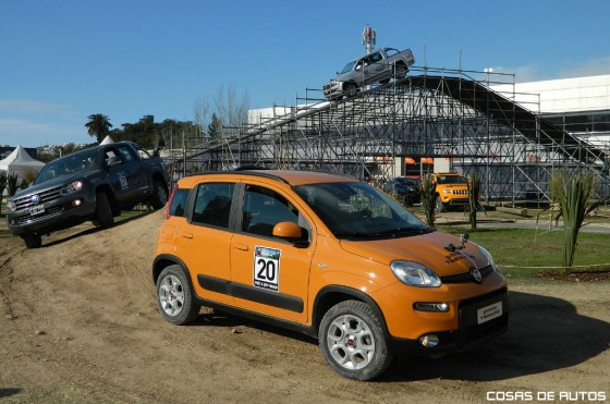 Fiat Panda Trekking 4x2