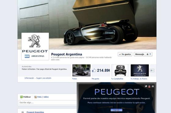 Peugeot Argentina suma las redes sociales a su programa de RSE para generar empleo
