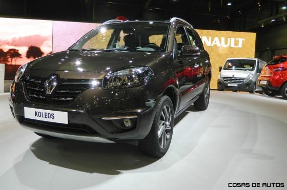 Nueva Renault Koleos