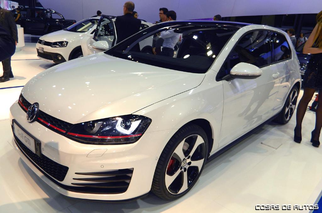 de Buenos Aires: Volkswagen prepara arribo de Golf VII, Beetle