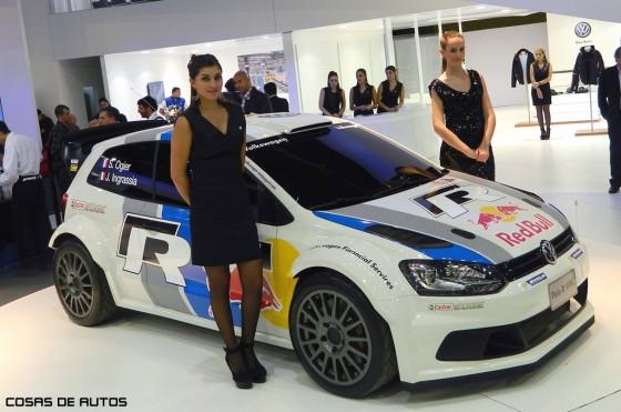 Volkswagen Polo R de WRC