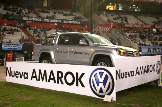 Autos y fútbol: Volkswagen, junto a la Selección Argentina