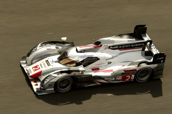 Le Mans 2013: Audi ganó por segunda vez consecutiva con un híbrido