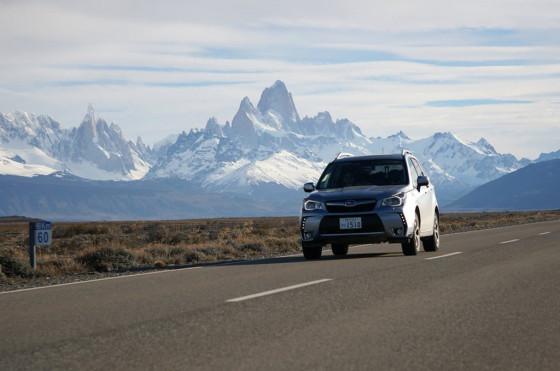 La travesía Forester Live llegó a la Argentina