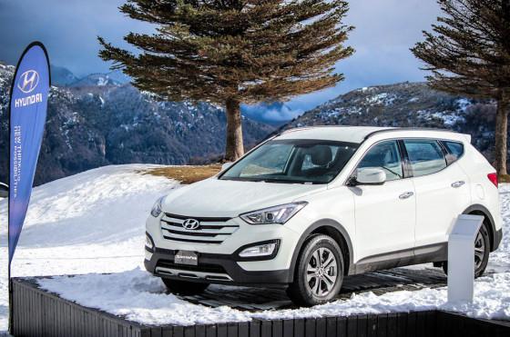 Hyundai Winter Style en Chapelco con beneficios para clientes