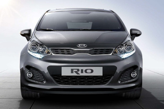Nuevo Kia Rio hatchback