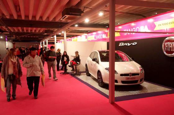 Fiat estuvo presente en el Festival de Tango