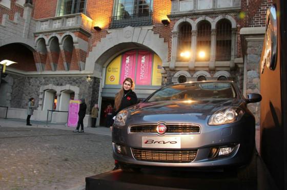 Autos y música: Fiat estuvo presente en el Festival de Tango
