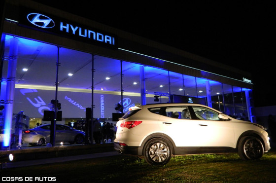 Concesionario Hyundai Catenaro Automotores