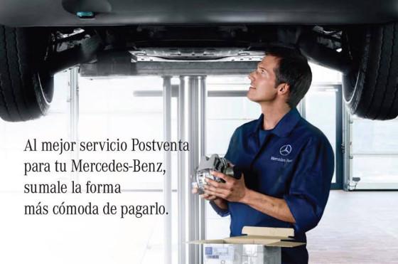 Mercedes-Benz Argentina se une a VISA para beneficiar a sus clientes