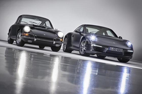 50° aniversario del Porsche 911