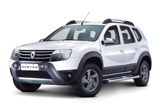 Renault Duster Los Pumas