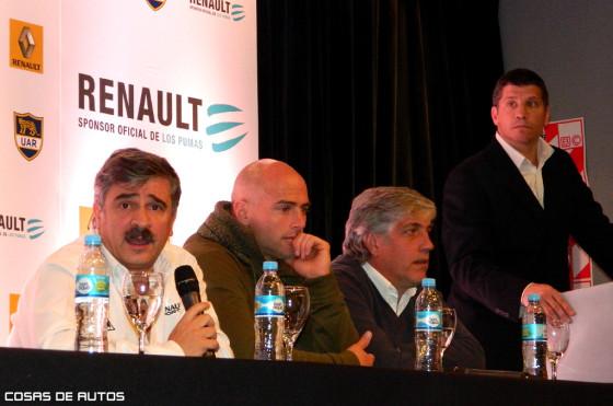 Alejandro Reggi, director comercial de Renault Argentina.