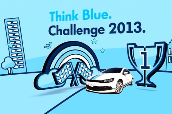 Think Blue Championship 2013