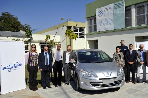RSE: Más de 4.700 alumnos ya recibieron los talleres de capacitación de Peugeot en lo que va de 2013