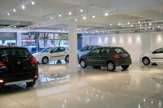 Concesionario Amitié de Peugeot