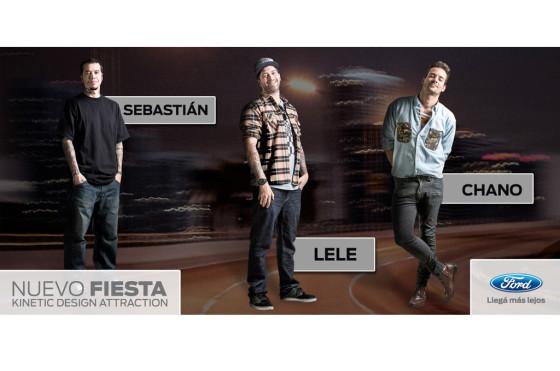 Concurso digital: Ford Argentina lanza el Fiesta Test Life
