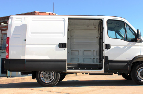 Iveco Daily 8.3 Cubik