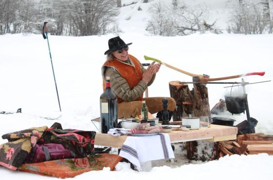 """Autos y cocina: Jeep presenta """"Vientos del Sur"""" con Francis Mallmann"""