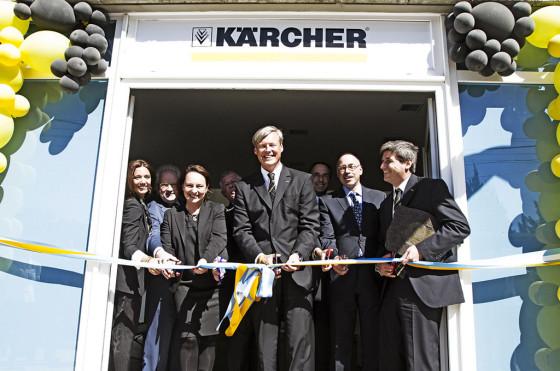 Nuevo centro de atención al cliente y oficina central de Kärcher Argentina