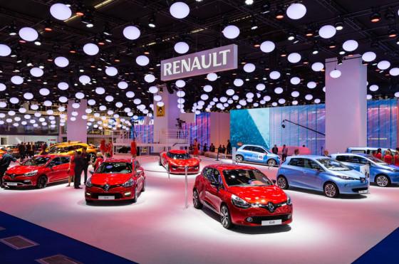 Salón de Frankfurt 2013: Renault exhibe el nuevo Mégane y recibe 5 premios