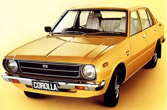 Toyota Corolla de tercera generación