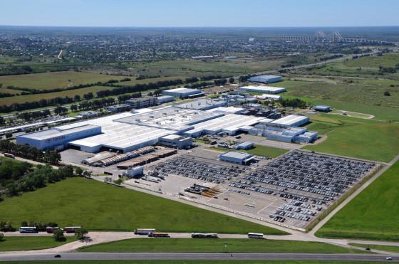 Toyota invierte u$s 800 millones para ampliar la planta de Zárate