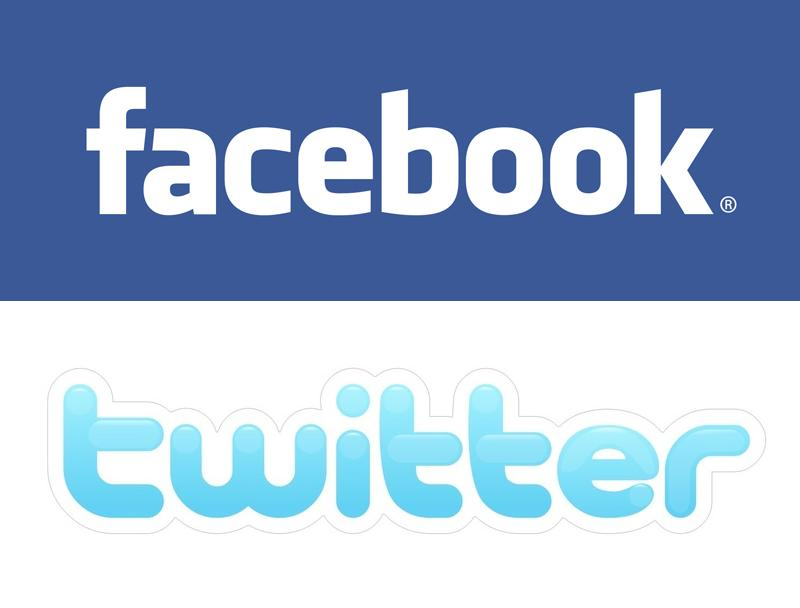 facebookandtwitterlogo cosas de autos blog