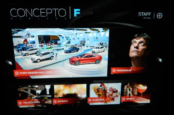 evista digital Concepto F de Ford Argentina