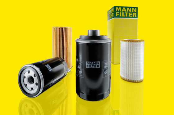 Productos Mann Filter