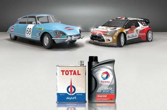 Total y Citroën festejan 45 años de trabajo conjunto
