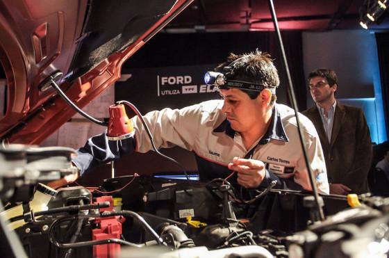 Posventa: Ford premió a sus mejores técnicos de su red y los mejores viajan a España